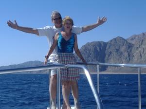 Boat Trip Dahab